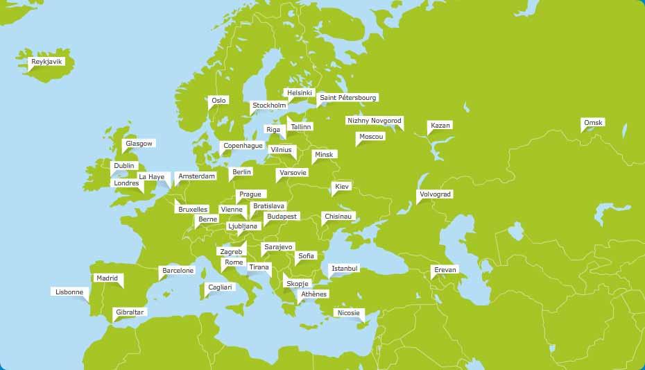 Carte Meteo Europe Aujourdhui.Carte Meteo En Europe Beurshelp